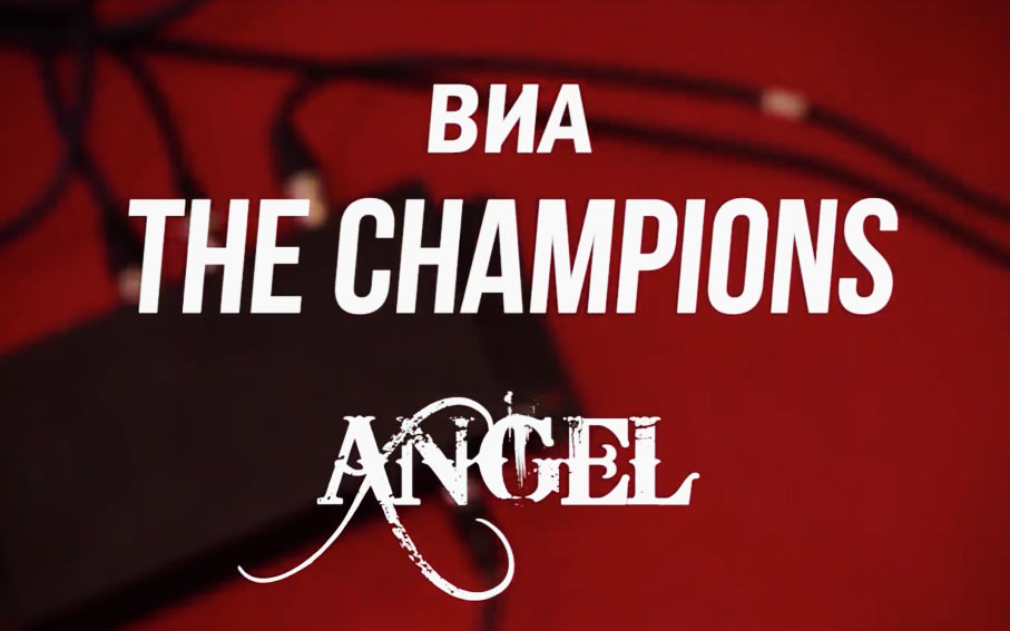 Видео группы ВИА The Champions - Angel